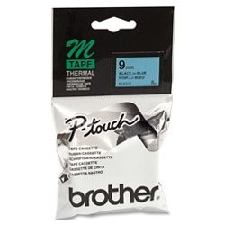 Brother M-K521 Black on Blue (Genuine)