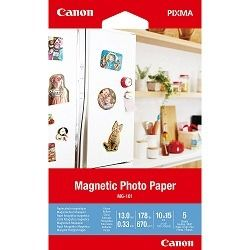 Canon MG-101 White 4 x 6 inch Photo Paper
