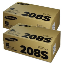 Samsung MLT-D208S 2 Pack Bundle  (Genuine)