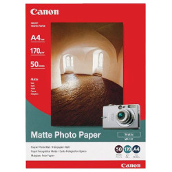 Canon MP-101A4 A4 Matte Photo Paper