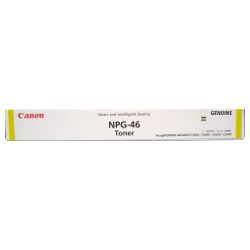 Canon NPG-46 Yellow (GPR-31) (Genuine)