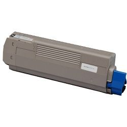 Compatible 44992407 Black High Yield Toner Cartridge
