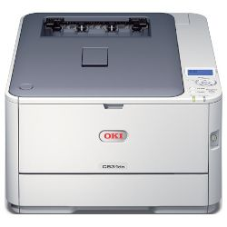 Oki C531dn Colour Laser Printer + Duplex