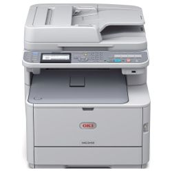 Oki MC342dnw Multi Function Colour Wireless Laser Printer