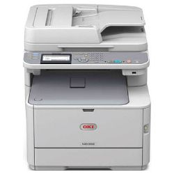 Oki MC362dnw Multi Function Colour Laser Wireless Printer + Duplex