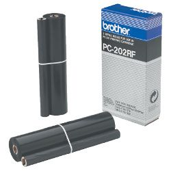 Brother PC-202RF 2 Pack Bundle (Genuine)