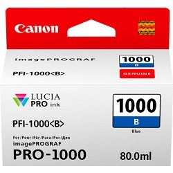 Canon PFI-1000B Blue (Genuine)