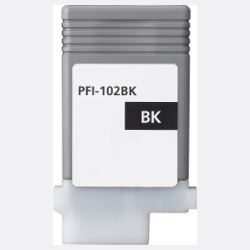 Compatible PFI-102BK Black