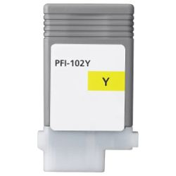 Compatible PFI-102Y Yellow