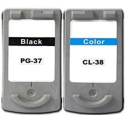 Compatible PG-37/CL-38 3 Pack Bundle