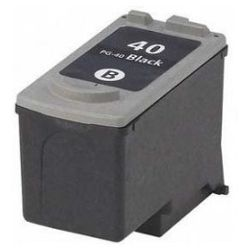 Remanufactured PG-40 Black High Yield