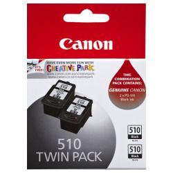 Canon PG-510 2 Pack Bundle (Genuine)