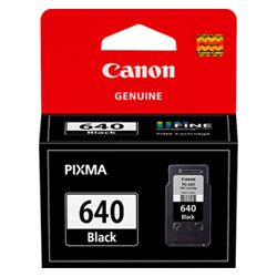 Canon PG-640 Black (Genuine)
