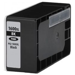 Compatible PGI-1600XLBK Black High Yield