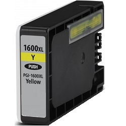 Compatible PGI-1600XLY Yellow High Yield