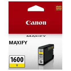 Canon PGI-1600Y Yellow (Genuine)