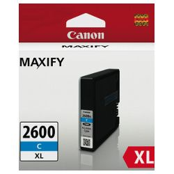 Canon PGI-2600XLC Cyan High Yield (Genuine)