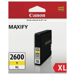 Canon PGI-2600XLY Yellow High Yield (Genuine)