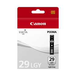 Canon PGI-29LGY Light Grey (Genuine)