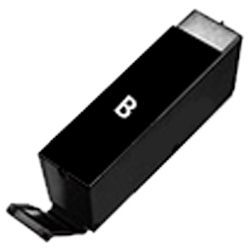 Compatible PGI-650XLB Black High Yield