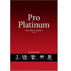Canon PT-101A4-20 A4 Photo Paper Pro Platinum