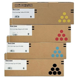 Ricoh 407547-50 8 Pack Bundle (Genuine)