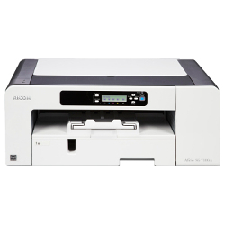 Ricoh Aficio SG 7100DN Colour Gel Printer + Duplex