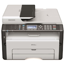 Ricoh SP 213SFNw Multi Function Mono Laser Wireless Printer