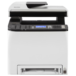 Ricoh SP C250SF Multifunction Colour Laser Wireless Printer + Duplex