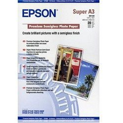Epson S041328 A3 Photo Paper (Genuine)