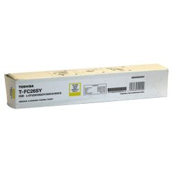 Toshiba T-FC26SY Yellow (Genuine)