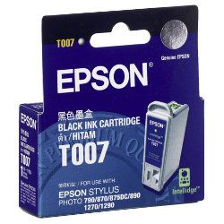 Epson T007 Black (Genuine)