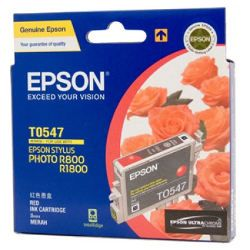 Epson T0547 Red (Genuine)