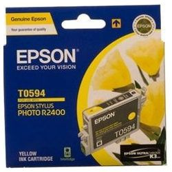 Epson T0594 Yellow (Genuine)