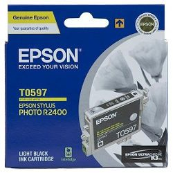 Epson T0597 Light Black (Genuine)