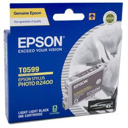 Epson T0599 Light Light Black (Genuine)