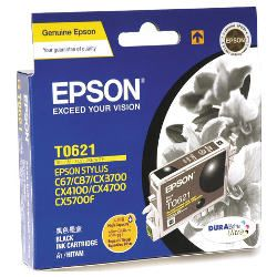 Epson T0621 Black High Yield (Genuine)