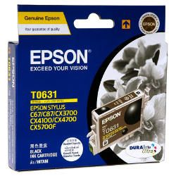 Epson T0631 Black (Genuine)