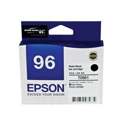 Epson 96 Photo Black (T0961) (Genuine)