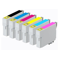 Compatible 81N (T1111-6) 7 Pack Bundle