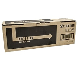 Kyocera TK-1134 Black (Genuine)