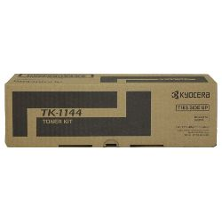 Kyocera TK-1144 Black High Yield (Genuine)