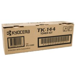 Kyocera TK-144 Black (Genuine)