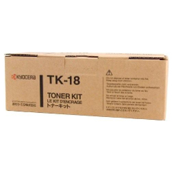 Kyocera TK-18 Black (Genuine)