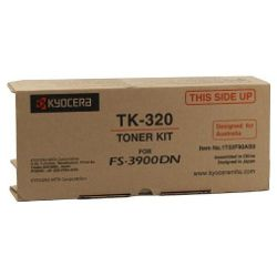Kyocera TK-320 Black High Yield (Genuine)