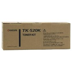 Kyocera TK-520K Black (Genuine)