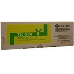 Kyocera TK-594Y Yellow (Genuine)