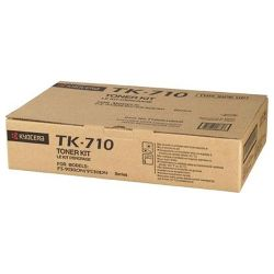 Kyocera TK-710 Black (Genuine)