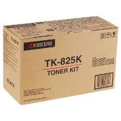 Kyocera TK-825K Black (Genuine)