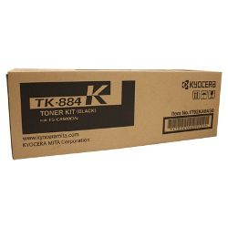 Kyocera TK-884K Black (Genuine)